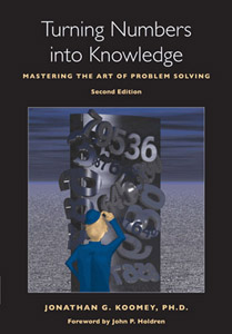 Turning Numbers into Knowledge Cover